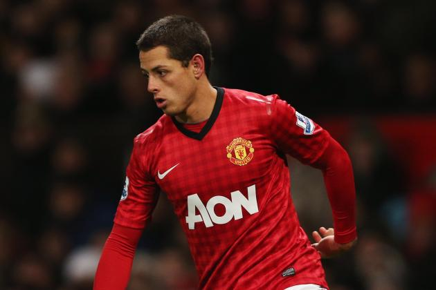Javier Hernandez: Breaking Down Chicharito's Knack for Late-Game Heroics