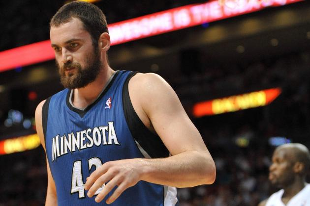 Kevin Love Says He Will Play Tonight vs. HOU