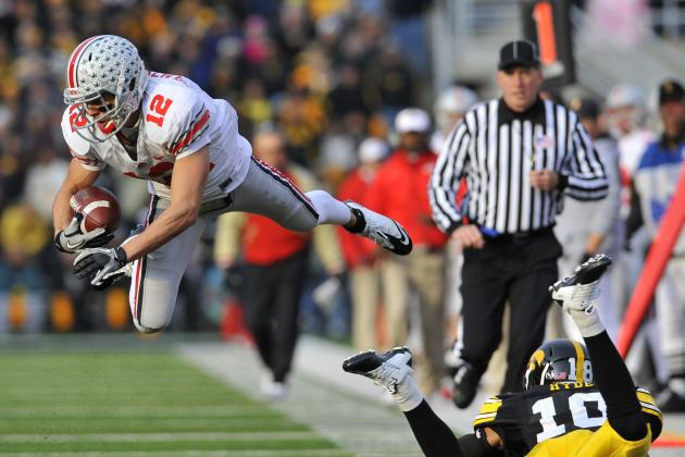 Cincinnati Bengals Sign Former Buckeye WR Dane Sanzenbacher for Playoffs
