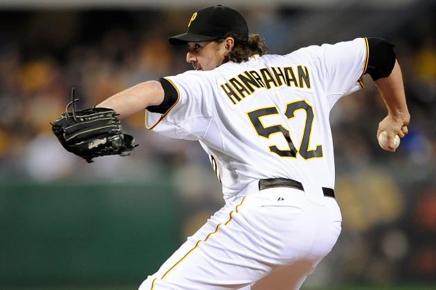 Red Sox and Pirates Finalize Joel Hanrahan Trade