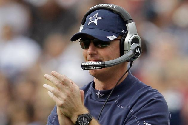 Dallas Cowboys: Head Coach Jason Garrett Still on Hot Seat at Washington