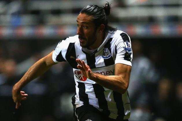 Newcastle Need Change of Luck Says Jonas Gutierrez