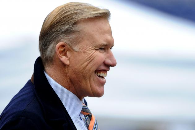 Elway Mounts a New, Historical Comeback for the Broncos