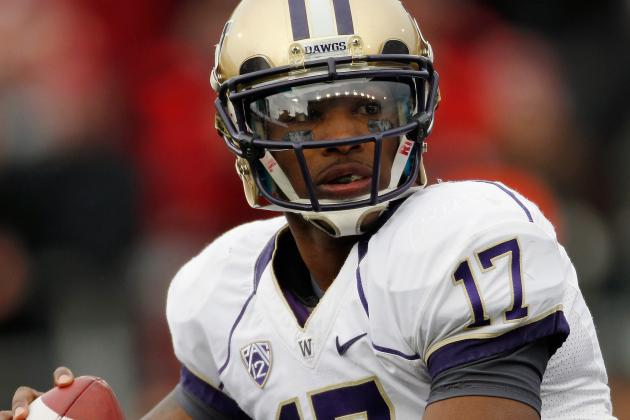 Will UW Have a Truly Open QB Competition?