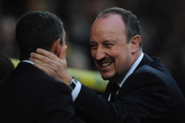 Rafa Benitez Delighted with His Sides Character in 1-0 Win at Norwich