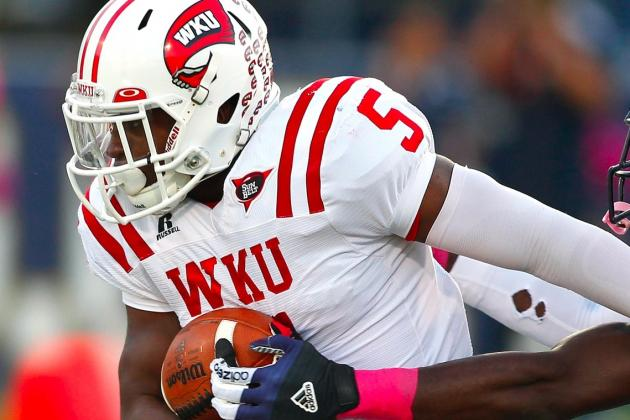 2012 Little Caesars Bowl: Western Kentucky vs. Central Michigan Preview