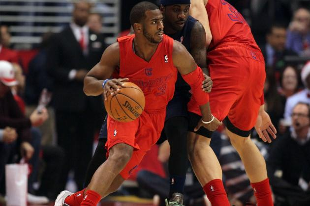Chris Paul's Impact on L.A. Clippers Success Proves He's NBA's Top Point Guard