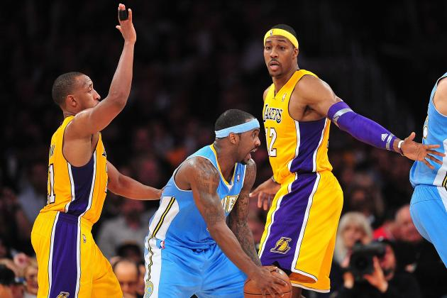 Denver Nuggets at Los Angeles Lakers Preview