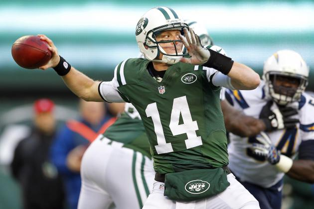 Report: Greg McElroy Injured, Tebow and Sanchez Could Be Activated Sunday