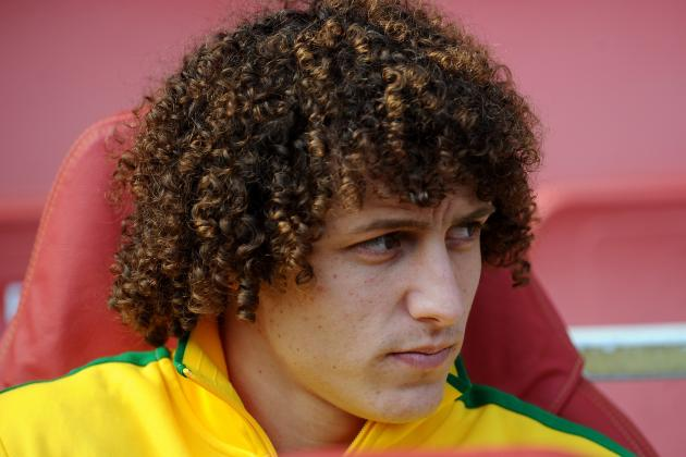 Luiz Switch Boosts Brazil's World Cup Hopes