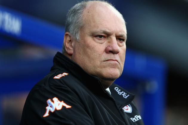 Fulham Manager Martin Jol Livid After His Side Held to a 1-1 Draw