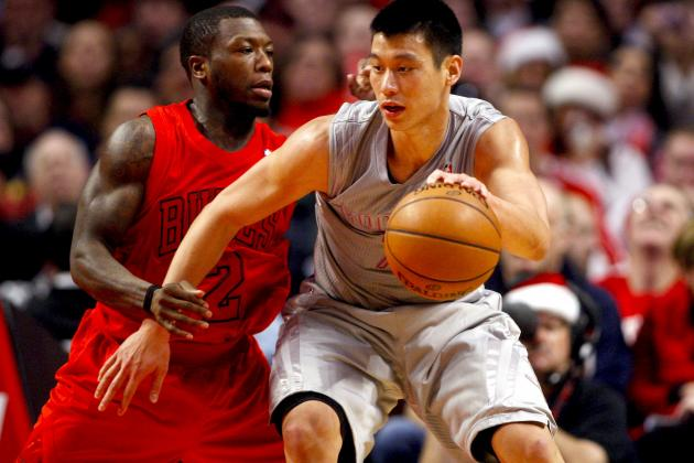 Linsanity Exposes How Badly Bulls Miss Derrick Rose