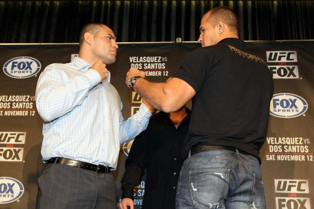 UFC 155 Start Time: Complete Guide to Junior Dos Santos vs. Cain Velasquez