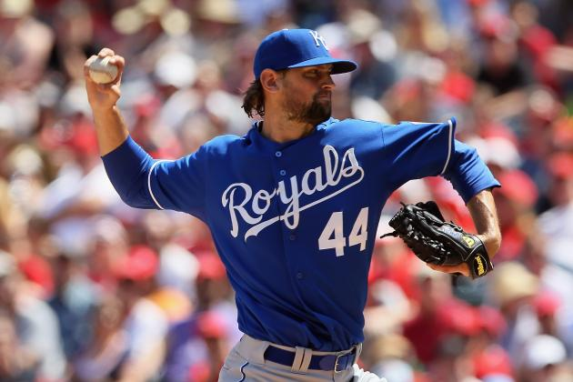 Colorado Rockies Should Trade for Luke Hochevar