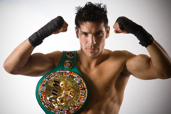 Healthy, Sergio Martinez Returns to Training