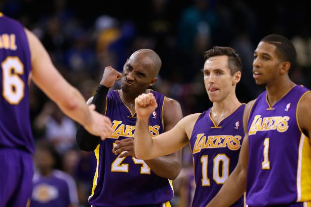 L.A. Lakers' 5-Game Win Streak Nothing to Get Too Excited About