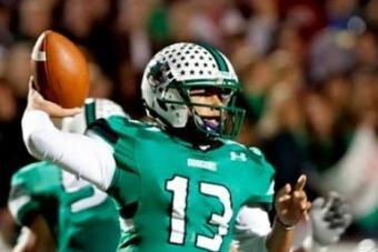 A&M Recruit Kenny Hill Named Texas Player of Year
