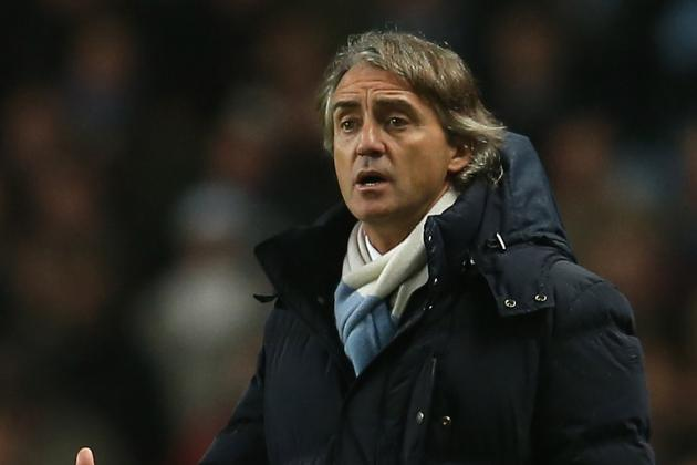 Mancini's 'Big Problem' at City
