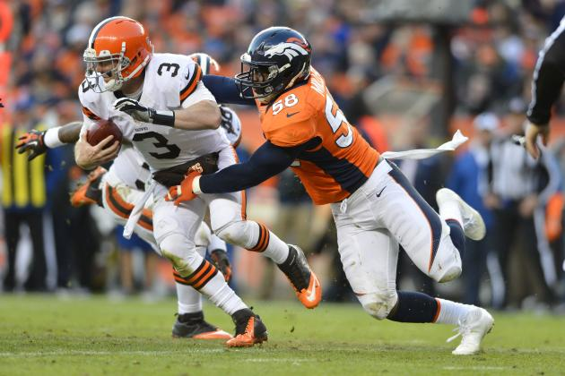 Why Von Miller and Aldon Smith Teaming Up Is a Ridiculous Idea