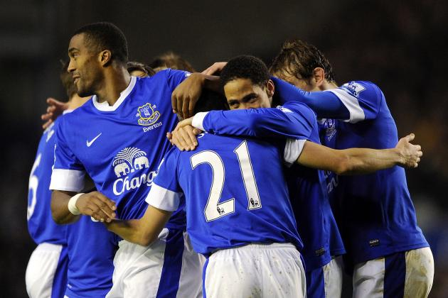 Everton FC: Complete Player Ratings Against Wigan