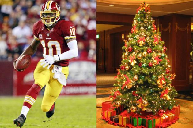 Redskins Fans Rejoice as DC Elementary Students Sing RG3 Christmas Carol