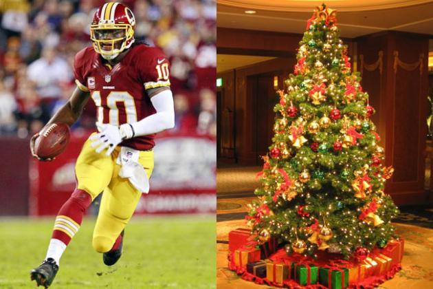 Redskins Fans Rejoice as DC Elementary Students Sing RG3 Christmas Carol