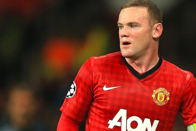 Wayne Rooney Injury: Updates on Manchester United Star's Knee