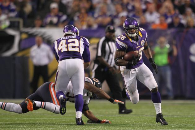 How Jerome Felton Has Become the Minnesota Vikings' Unsung Hero