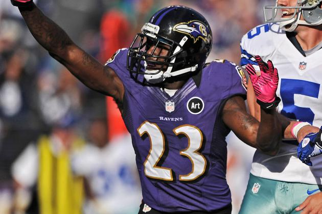 Chykie Brown's Role Increasing in Ravens' Secondary