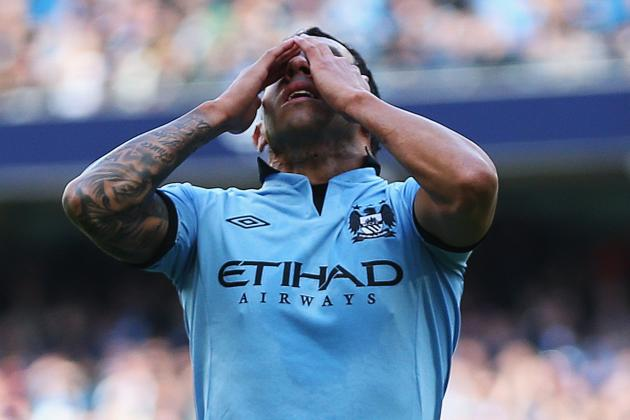 Manchester City: Shaky, Punchless Sky Blues Quietly Stumble to Season's Midpoint