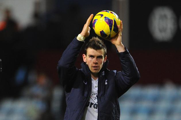 Gareth Bale: Best Is Yet to Come, Says Tottenham Boss Andrė Villas-Boas