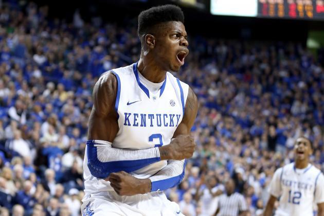 Kentucky Basketball: Louisville Game Will Gauge Wildcats' Tournament Chances