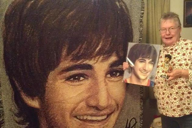 Ricky Rubio's Face Makes Christmas Special and a Tad Creepy for Super Fan