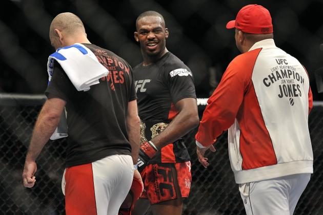UFC Champ Jon Jones Makes Top 20 List in ESPN 2012 'Cross-Sport' Power Rankings