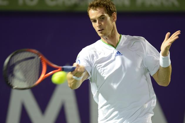 Andy Murray No Longer Feeling Pressure to Win