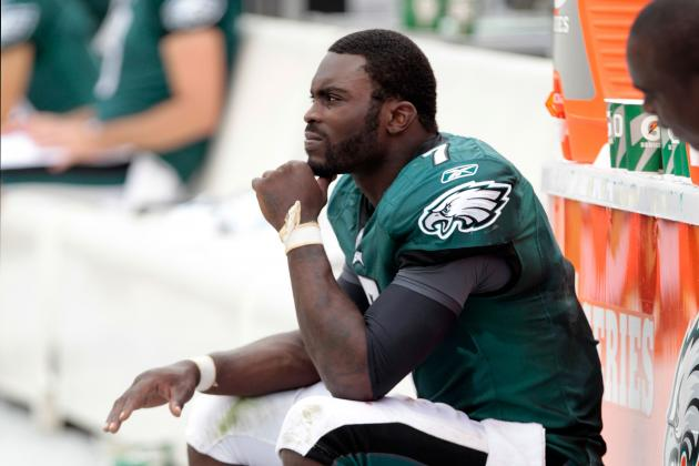Michael Vick's Health History Makes Week 17 Start All Risk, No Reward