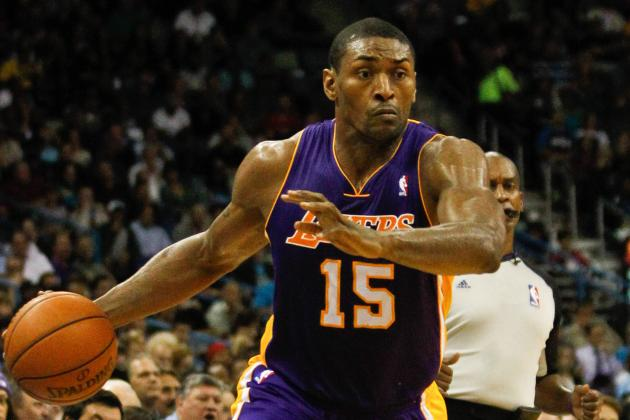 Metta World Peace's Sixth Man Role Will Be Silver Bullet for Lakers Bench Woes
