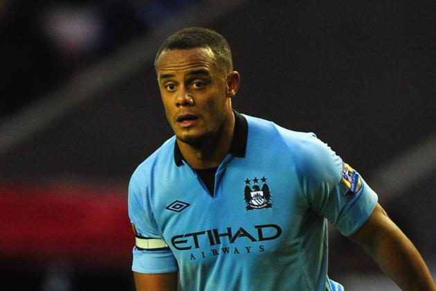 Kompany Returns to Manchester City Starting XI for Sunderland Clash