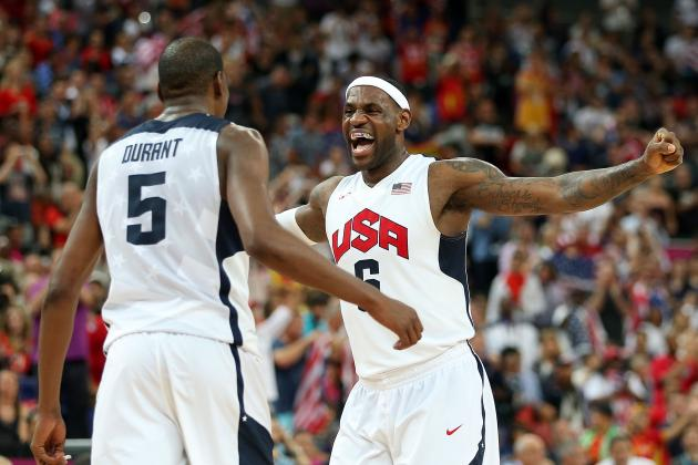 Does Kevin Durant Have a Higher Ceiling Than LeBron James?