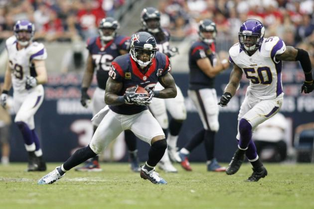 8 Texans' Stars Rewarded with Pro Bowl Selections