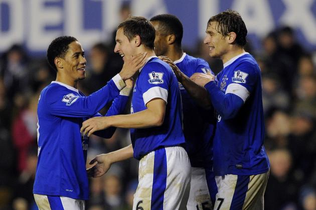 Everton vs. Wigan: 3 Points That Show Champions League Credentials