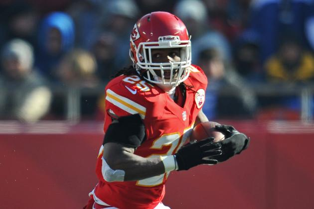 Underachieving Chiefs Put Five on Pro Bowl Roster