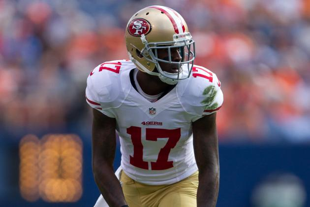 49ers Move on Without Manningham