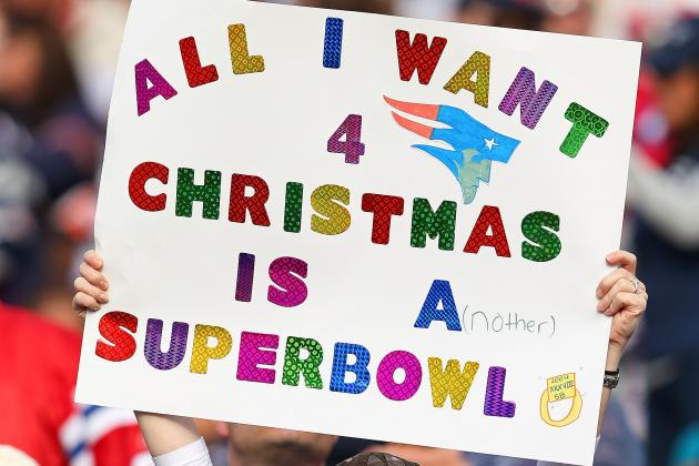 New England Patriots' Keys to Success in 2013 NFL Playoffs