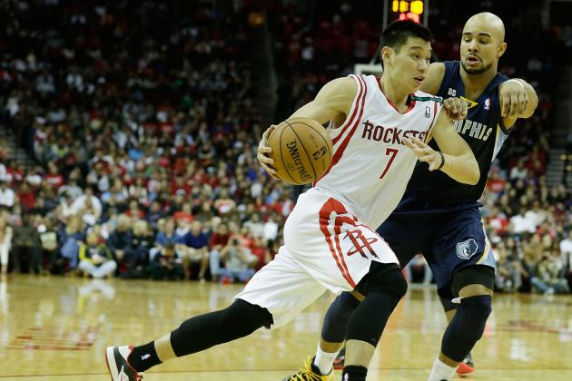Jeremy Lin: Are Houston Fans Finally Getting a Dose of Linsanity?