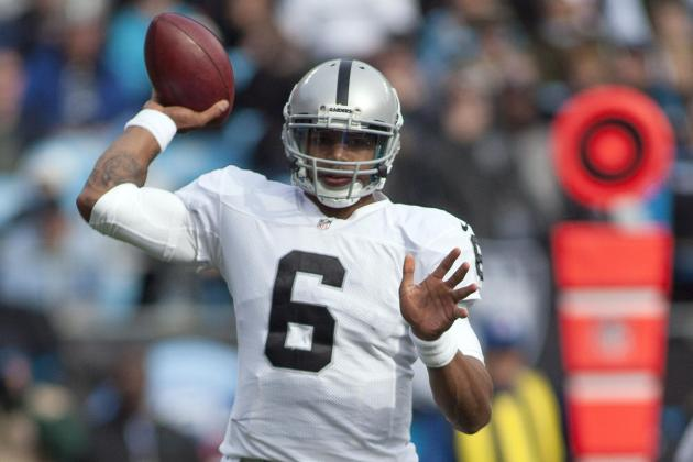 Make No Mistake, the Raiders Should Start Terrelle Pryor Against the Chargers