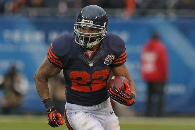 Chicago Bears: Matt Forte Can Be a Major Key to Victory on Sunday