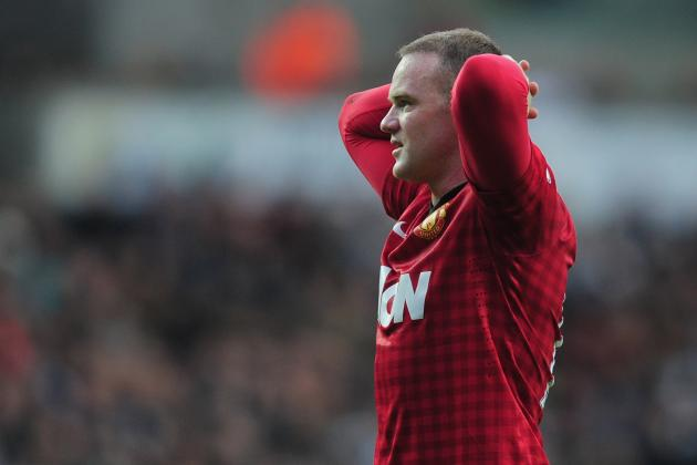 Wayne Rooney: Depth Will Allow Red Devils to Succeed Without Dynamic Attacker