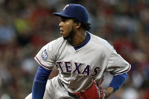 Neftali Feliz on Track in Recovery from Tommy John Surgery