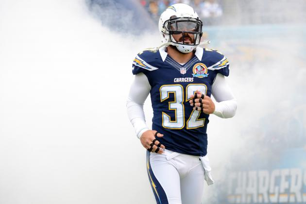 Where's Weddle? Chargers Safety a Pro Bowl Snub